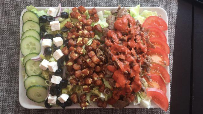 Big Guys salaatti - Hyvinkää