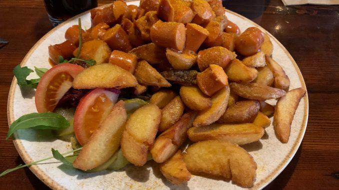 Plevnan Currywurst